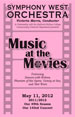 Music at the Movies, May 11, 2012