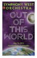 Out of this World, May 16 2014