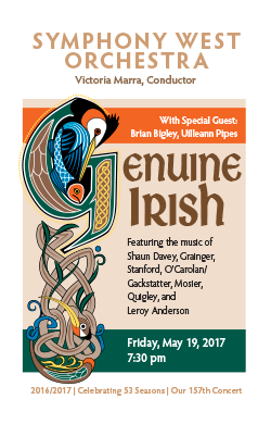 May 19, 2017 program cover