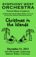 Christmas in the Islands, December 21, 2012