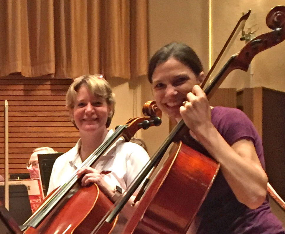 SW cellists